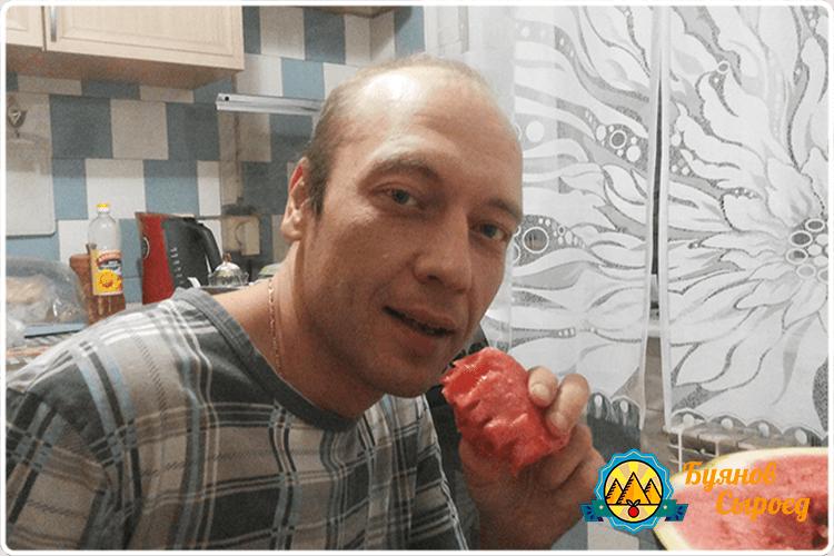 буянов олег арбуз