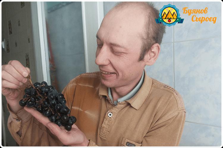 буянов олег виноград